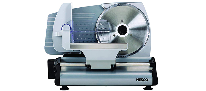 Nesco Aluminum Food Slicer