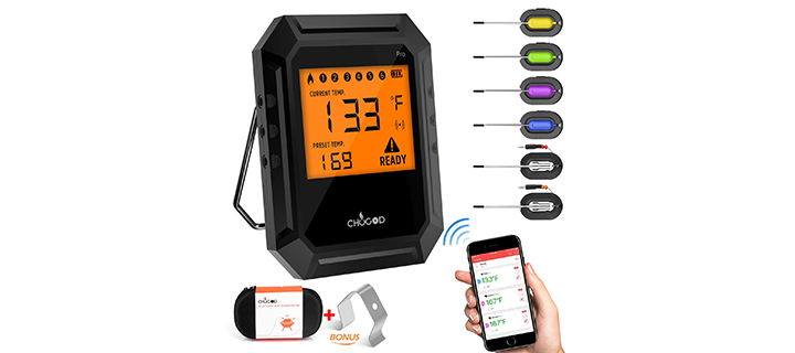 Nobebird Meat Thermometer Bluetooth