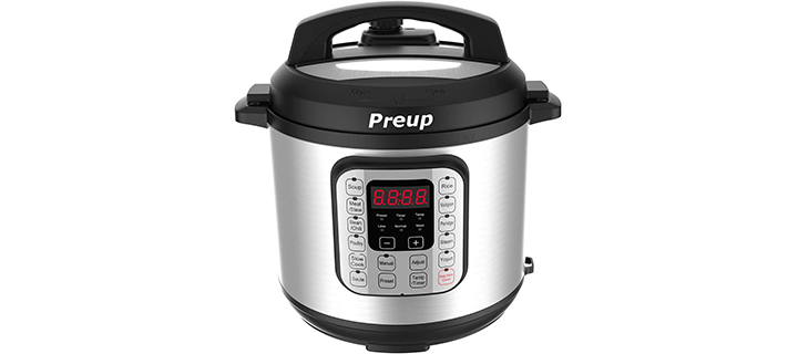 PREUP Electric Pressure Cooker