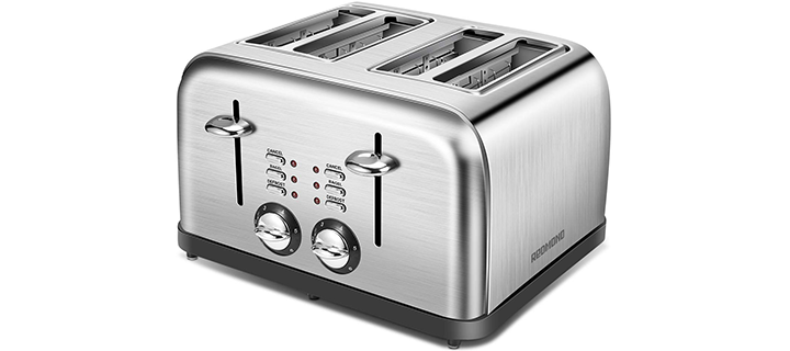 REDMOND 4 Slice Toaster