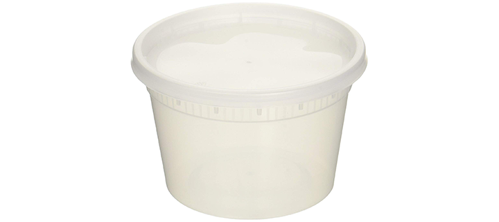 Reditainer Extreme Freeze 16 oz. Deli Food Containers