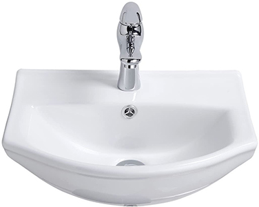 Renovator's Supply Vitreous Wall Mount Vessel Sink