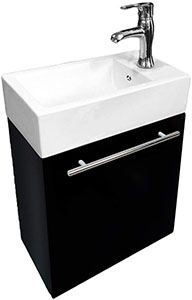 Renovator's Supply Wall Mount Bathroom Cabinet Sink