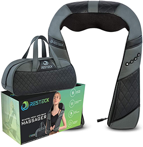Resteck Massager for Neck and Back with Heat