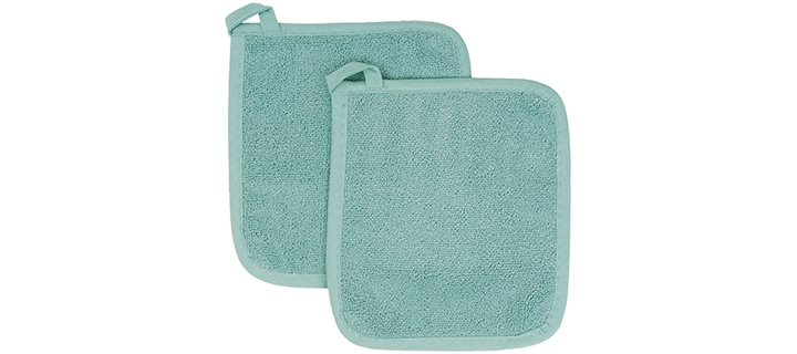 Ritz Royale Collection Terry Cloth Pot Holder Set