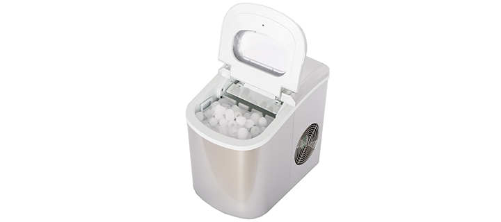 SMETA Portable Compact Ice Maker
