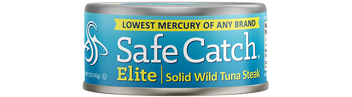 Safe Catch Elite Wild Tuna