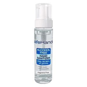 SafeHands Alcohol-Free Foam Hand Sanitizer