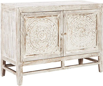 Signature Design by Ashley - Fossil Ridge Accent Cabinet