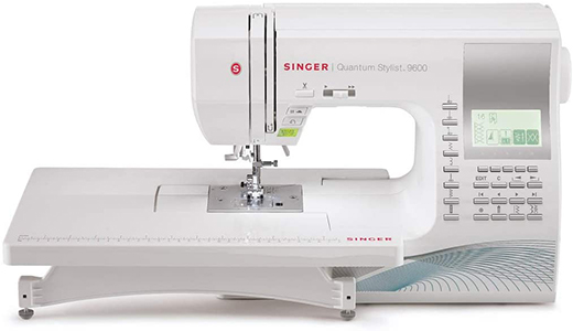 Singer Quantum Stylist Computerized Portable Sewing Machine