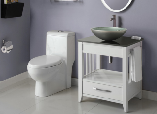 Small Bathroom Vanities with Sink