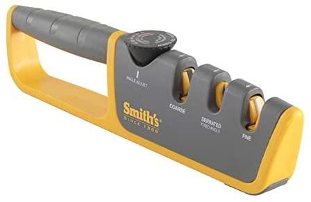 Smith's Adjustable Manual Knife Sharpener
