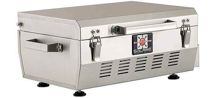 Solaire Everywhere Portable Infrared Propane Gas Grill