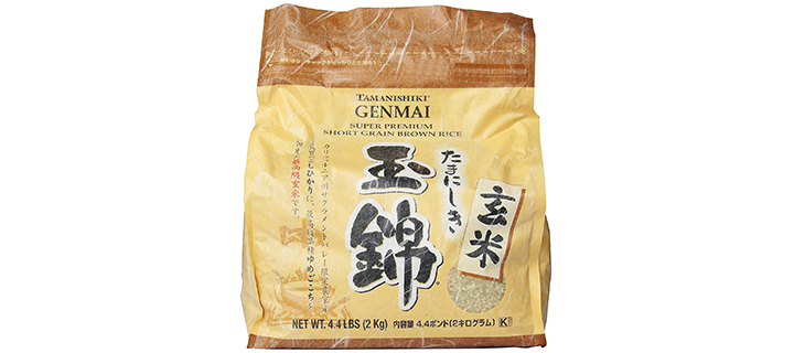 Tamanishiki Super Premium Brown Rice