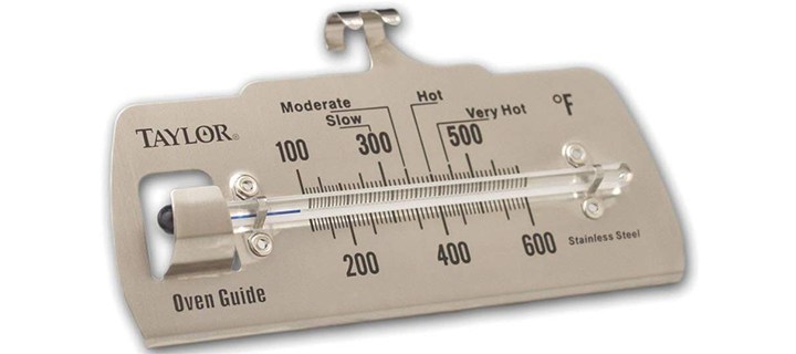 Taylor Precision Products Thermometer Oven Guide