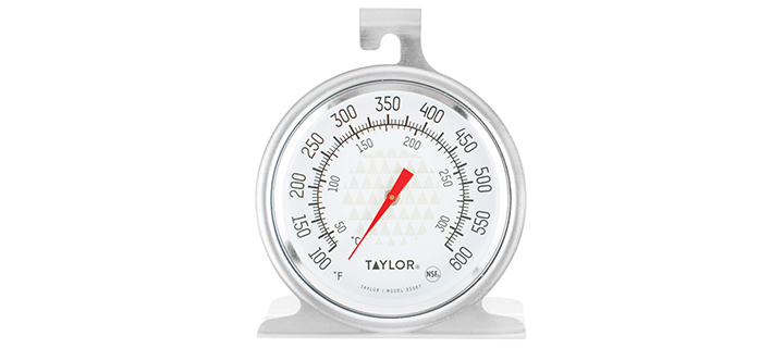 Taylor TruTemp Series Oven Grill Analog Dial Thermometer