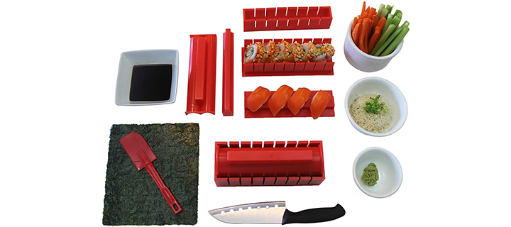 Tiger Sushi – Sushi Making Kit