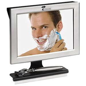 ToiletTree Products Fogless Shower Mirror