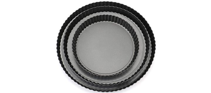 Tosnail Non-stick Quiche Pan