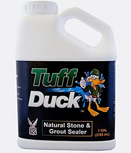 Tuff Duck Granite, Grout, and Marble Sealer