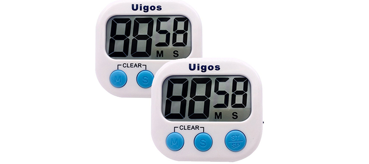 Uigos Digital Kitchen Timer