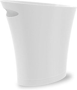 Umbra Skinny Sleek & Stylish Bathroom Wastebasket
