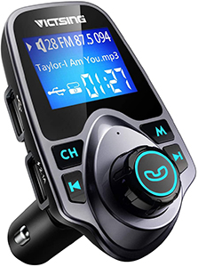 VicTsing Bluetooth FM Transmitter