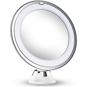 Vimdiff Makeup Vanity Mirror With Lights