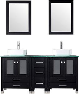 Wonline 60 Black Sink
