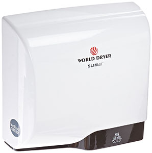 World Dryer Automatic Hand Dryer