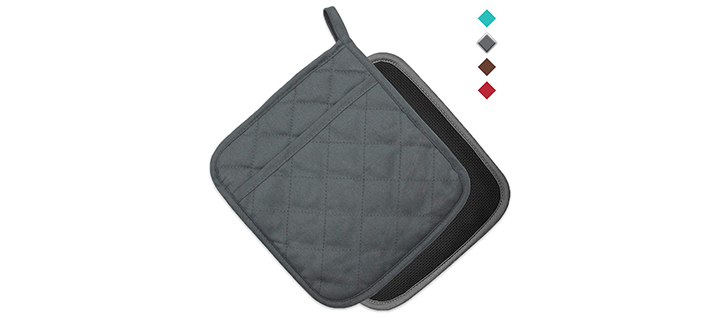 YEKOO Cotton and Neoprene Oven Pot Holder