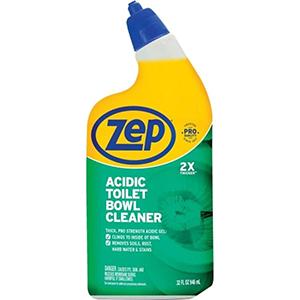 ZEP Acidic Toilet Bowl Cleaner