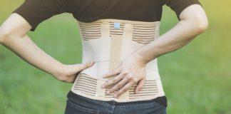 back brace