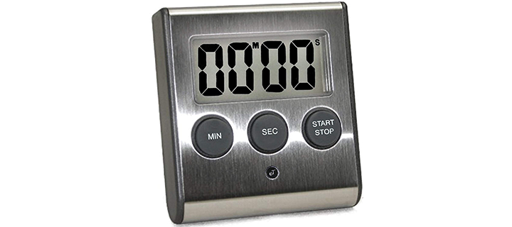 eTradewinds Digital Kitchen Timer