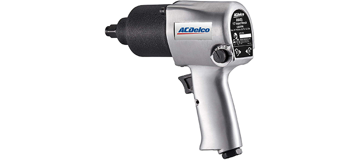 ACDelco ANI405 Heavy Duty Twin Hammer 1 2″ Air Impact Wrench