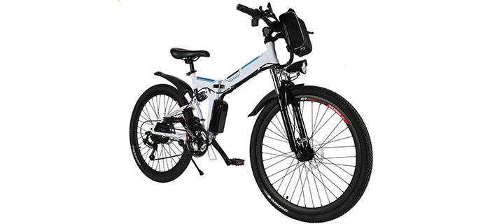 Aceshin Electric Mountain Bike