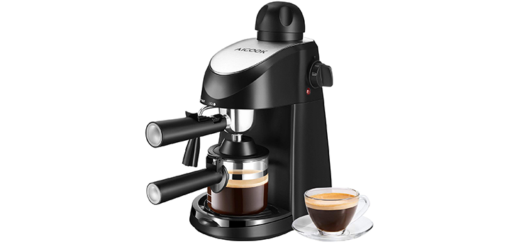 Aicook 35 Bar Espresso Coffee Maker