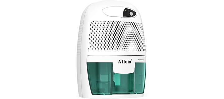 Alfoia Portable Bathroom Dehumidifier