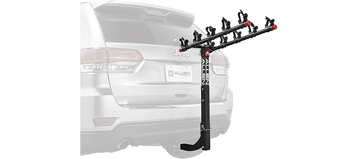Allen Sports 5-Bike Hitch Rack