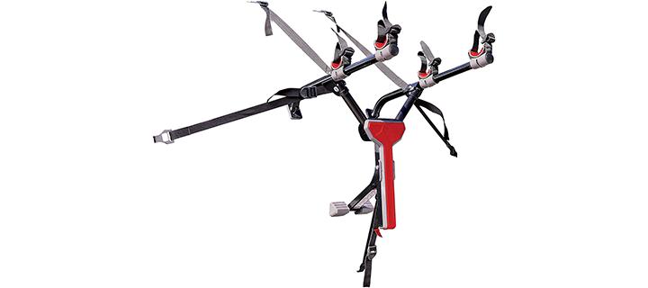 Allen Sports Ultra Compact Trunk Mounted Bike Rack