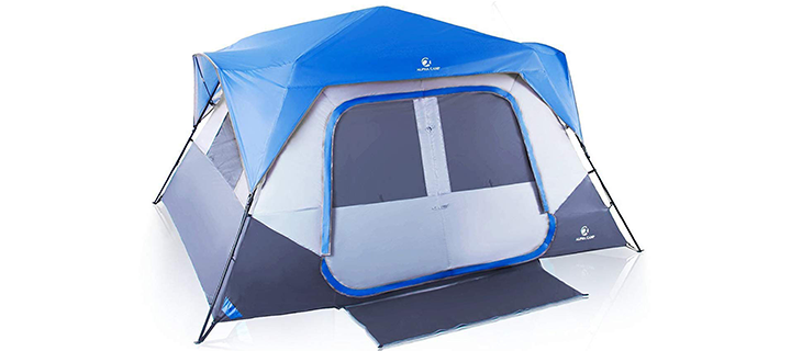 Alpha Camp Cabin Tent