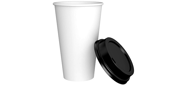 Amazon Brand – Solimo Paper Hot Cup Set