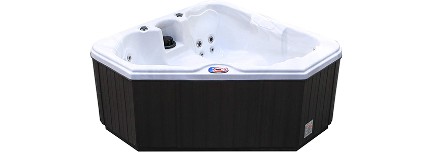 American Spas Hot Tub AM-628TS 2-Person 28-Jet