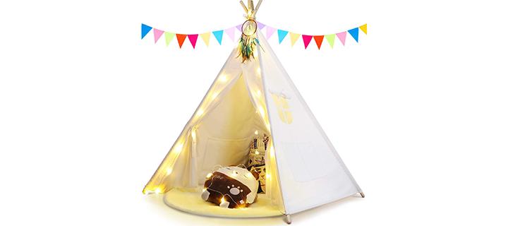 Anpro Kids Teepee Tent