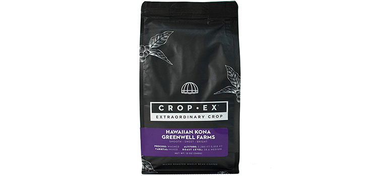 Barnies Coffee Hawaiian Kona Greenwell Farms