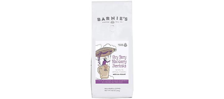 Barnie's Very Berry Blackberry Shortcake Ground Coffee