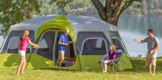Best 12 Person Tents