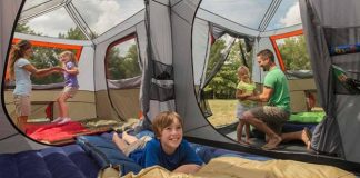 Best 3 Room Tents