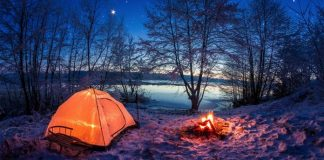 Best Cold Weather Tents for Winter