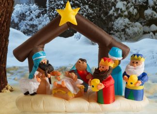 Best Inflatable Nativity Scenes